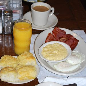 Best Breakfasts in America -Big Bad Breakfast, Oxford, Mississippi--I only went there once on a return visit to Oxford a couple of years ago, but, yes, it's good!