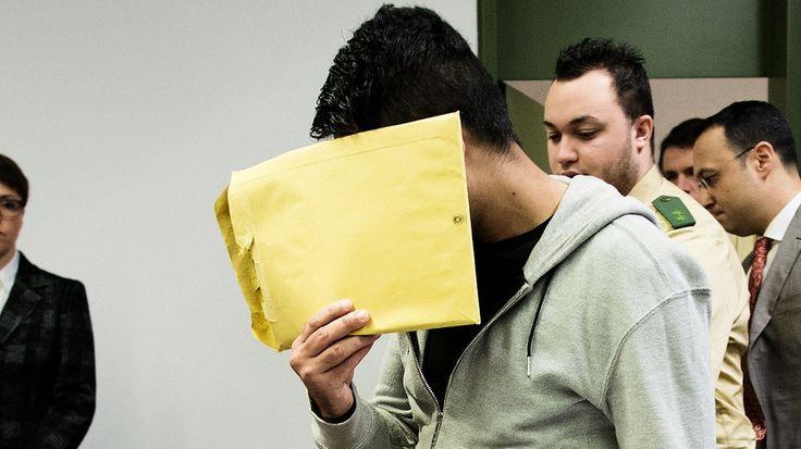 Der Münchner Harun P. ist wegen seiner Beteiligung am Terror in Syrien zu elf Jahren Haft verurteilt worden. Das Oberlandesgericht München sprach ihn unter anderem wegen Beihilfe zum versuchten Mord in 400 Fällen für schuldig.