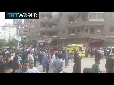 A blast in a church north of Cairo in the Egyptian Nile Delta city of Tanta kills at least 25 people and injures dozens during Palm Sunday service!  Reblogged from TRT on YouTube - link https://www.youtube.com/watch?v=DLkWCHigrLQ  The rights for this video belong to TRT