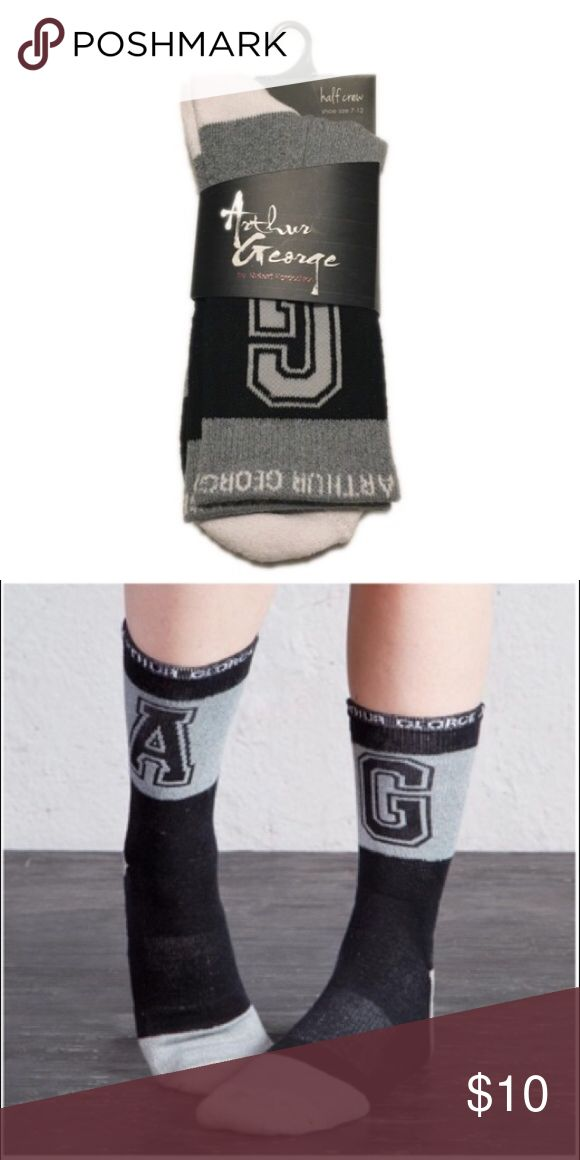 Arthur George socks by Robert Kardashian - NWT Arthur George socks by Robert Kardashian - NWT Arthur George Underwear & Socks Casual Socks
