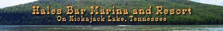 Hales Bar Marina and Resort on Nickajack Lake, Guild, Tennessee appx 23 mins from Chattanooga 30/50 amp full hookups RVs up to 50 ft $40  (423) 942-9000
