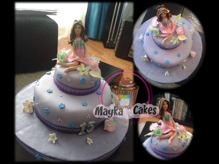 Cake 15 Años!