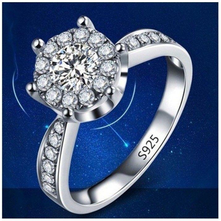 Inel Romantic argint 925