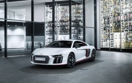 WALLPAPERS HD: Audi R8 V10 Plus Selection 24h Special edition