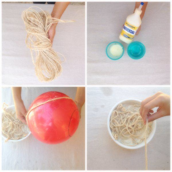9 best cool crafts manualidades cool images on pinterest - Como hacer una lampara de techo ...
