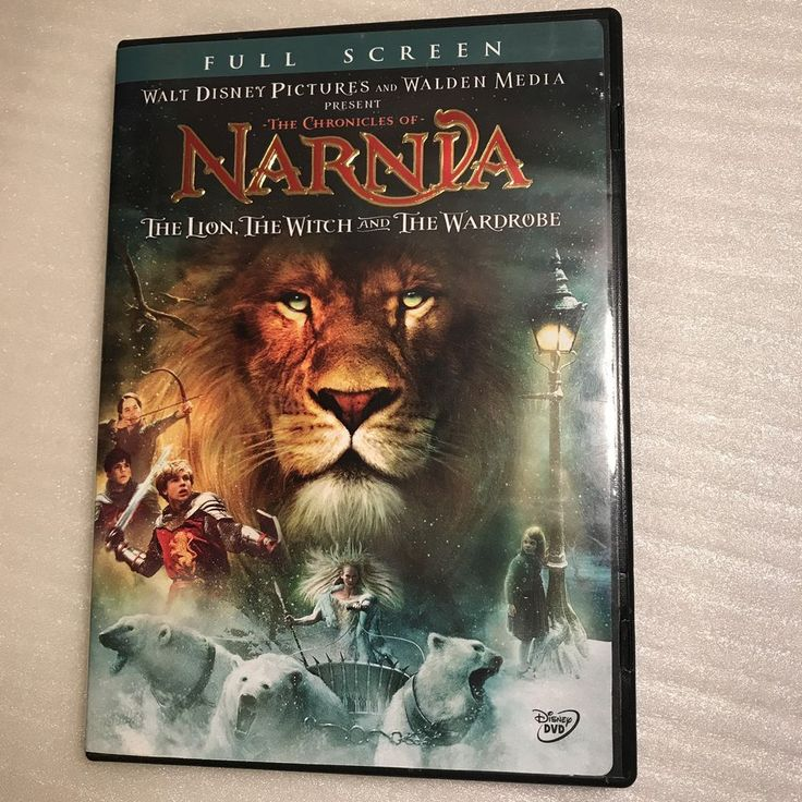 The Chronicles of Narnia : The Lion The Witch and the Wardrobe DVD 2006 Full Go  | eBay