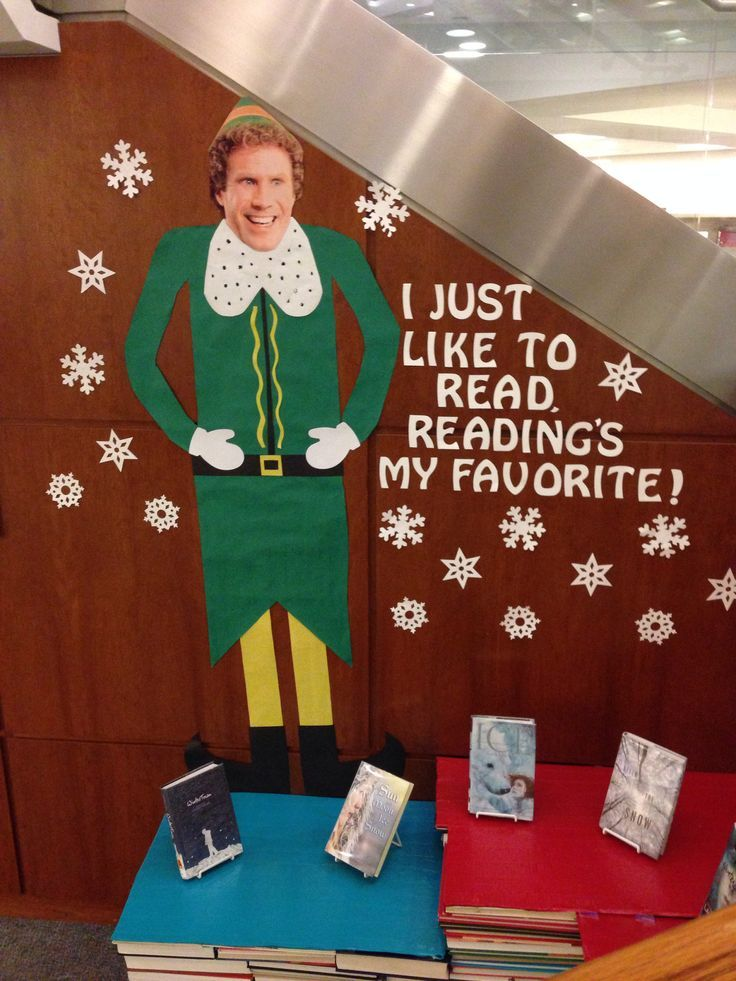 elf library display - Google Search