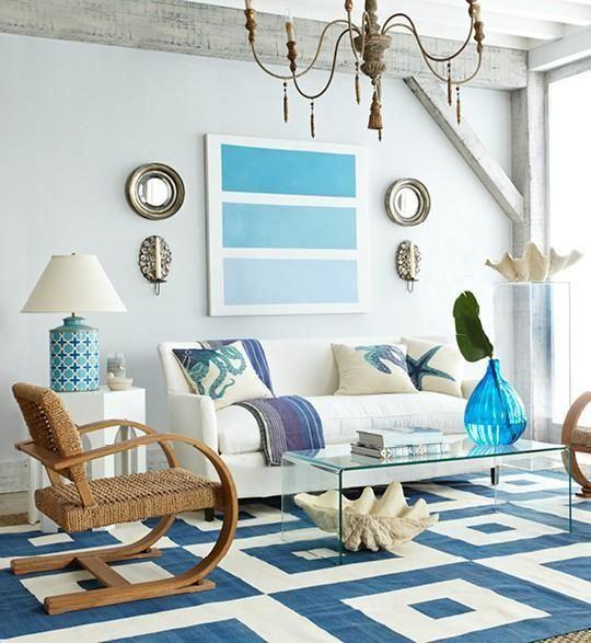 125 Best Coastal Decorating Ideas U0026 Beach House Decor Images On Pinterest |  Living Room, Living Room Ideas And Beach House Decor