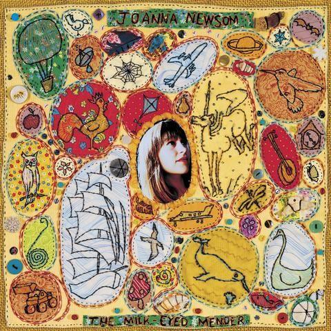 Joanna Newsom - The Milk-Eyed Mender LP $27