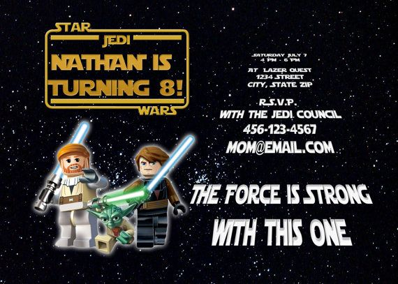 24 best Lego Star Wars Birthday images – Lego Star Wars Birthday Cards