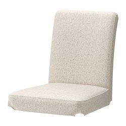 IKEA - HENRIKSDAL, Chair cover, , Removable cover; easy to put on and take off.