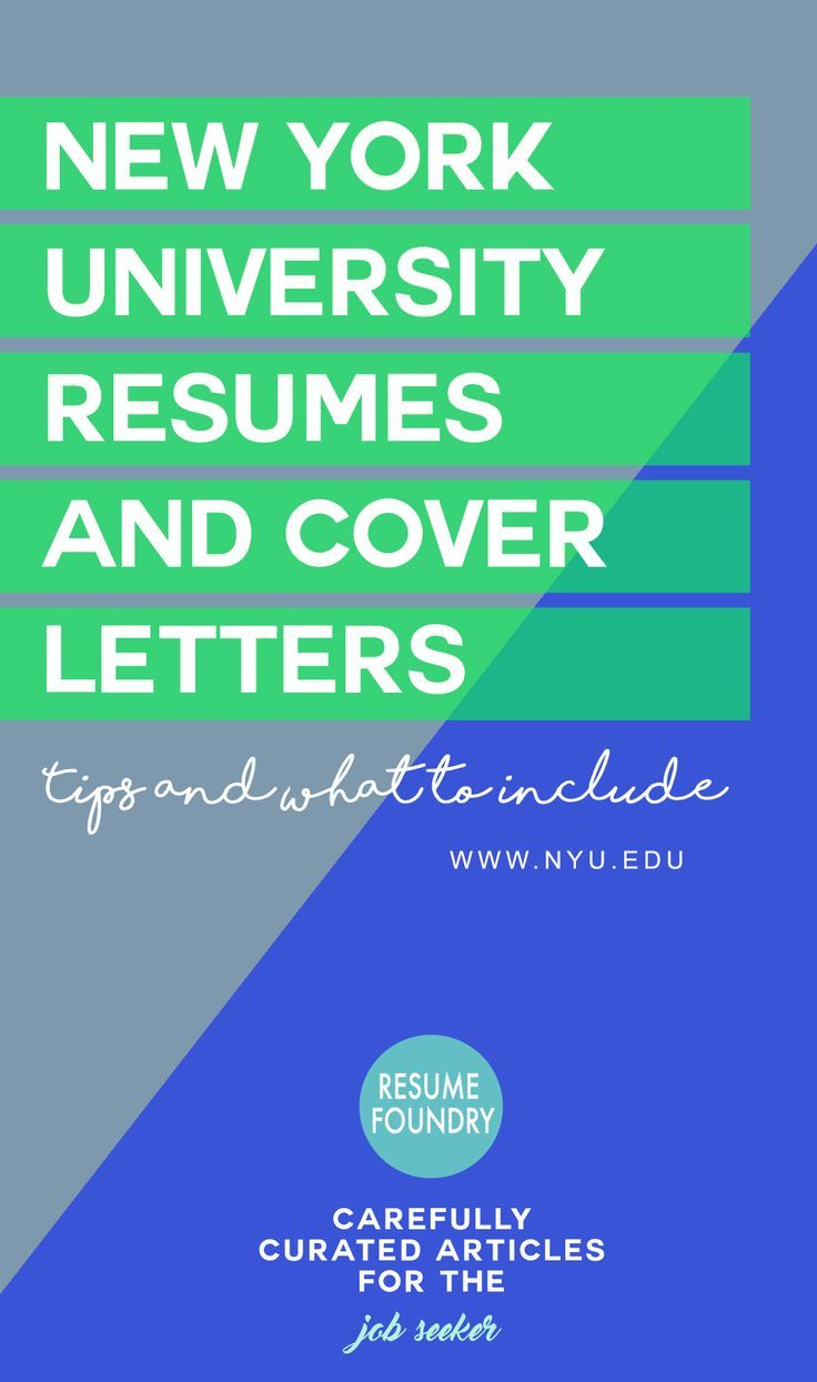 preparing a dynamic resume and cover letter can set you on the right track to getting