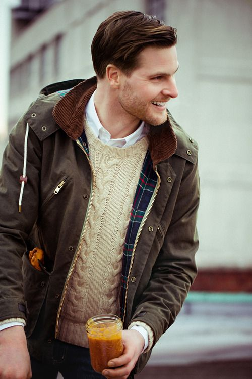 layering texture // GANT Rugger AW 2013 #menswear #simplydapper #stylish