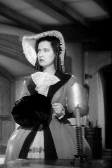 WUTHERING HEIGHTS 1939 Merle Oberon as Catherine Earnshaw Linton (Cathy)