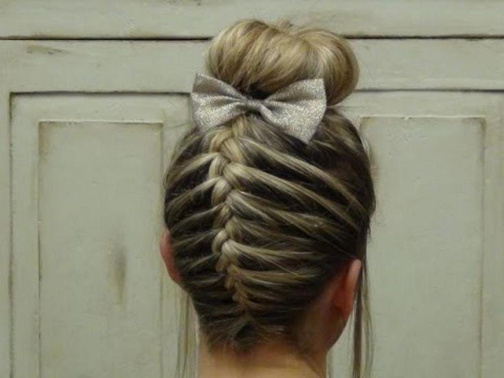 Wondrous 1000 Ideas About Cute Cheerleading Hairstyles On Pinterest Short Hairstyles For Black Women Fulllsitofus