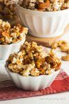 Aim Your Arrows High — vegan-yums:  Cinnamon Popcorn Trail Mix / Recipe
