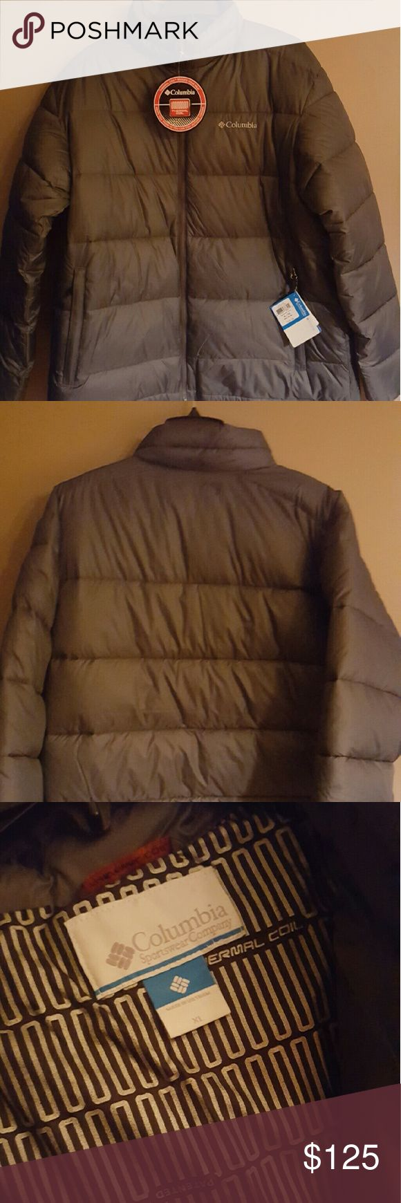 Men's Columbia Coat ( XL ) Brand new with tags. Full zippered front. XL - Men's size Thermal Coil. Cross posted. Columbia  Jackets & Coats Performance Jackets