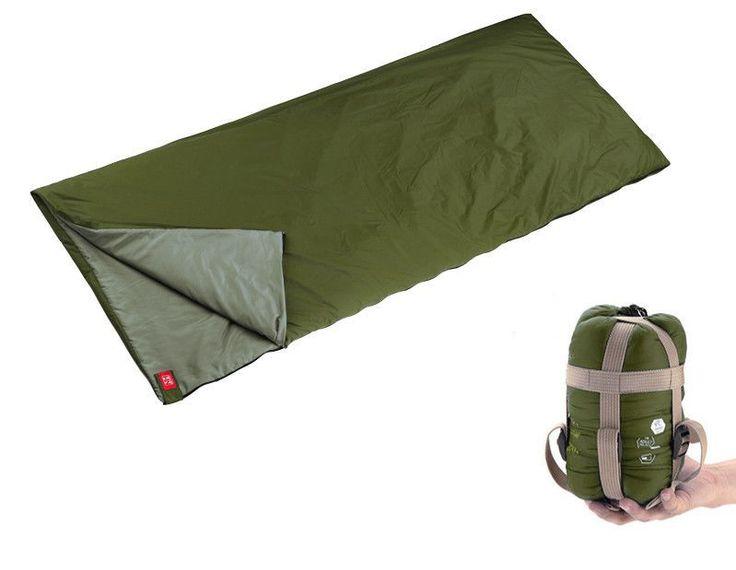 PuTwo Camping Sleeping Down Sleeping Bag Envelope Sleeping Bag Ultralight, Waterproof and comfortable sleeping bag Package Size of Sleeping Bag: 7.5 in x 5 inch Material:Nylon, 100g/m³ Silk-Like Cotto