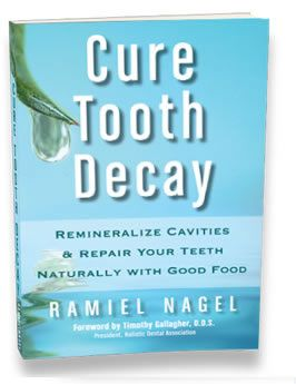 How to Remineralize Cavities and Repair your Teeth Naturally with Good Food