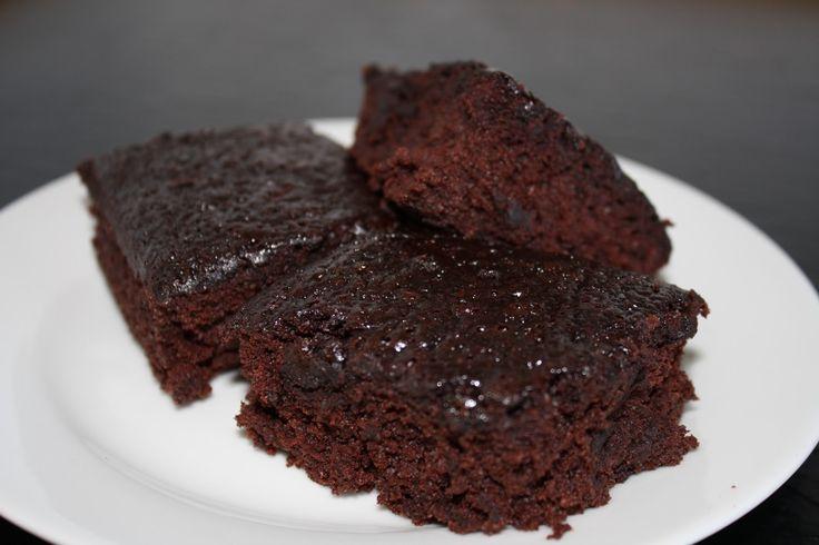 Opskrift på nem og lækker chokoladekage