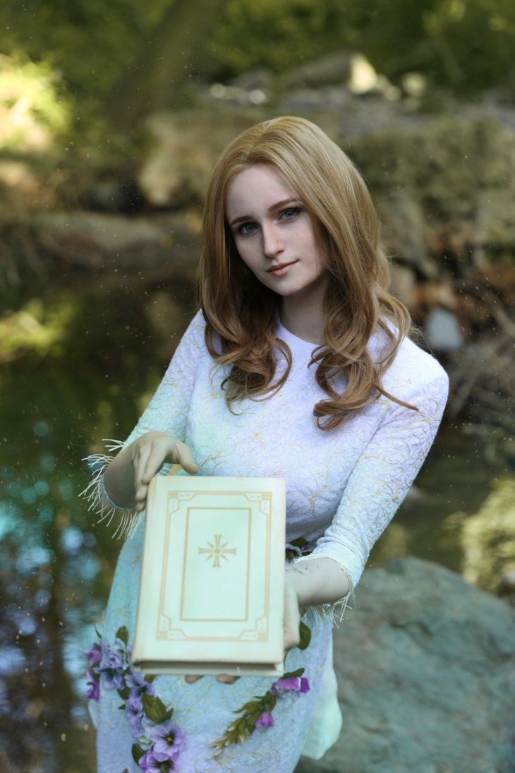 Faith Seed Cosplay by ClaireWhite8 | Cosplayer ClaireSea
