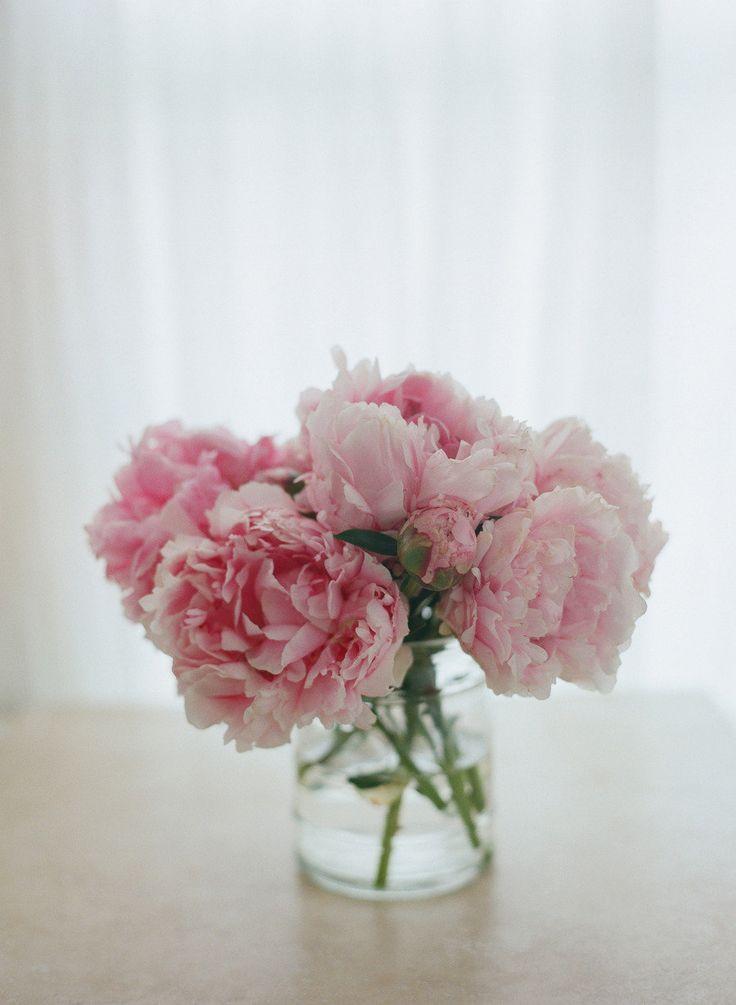 #peony  Photography by elizabethmessina.com    Read more - http://www.stylemepretty.com/2013/08/15/ojai-valley-inn-spa-wedding-from-elizabeth-messina-photography/