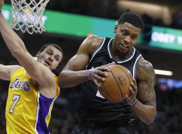 Rudy Gay emerging as a two-way player for the Kings = SACRAMENTO, Calif. — Despite being the nominal starting power forward, Rudy Gay started the Sacramento Kings' game against the Toronto Raptors on shooting guard DeMar DeRozan, who has been.....