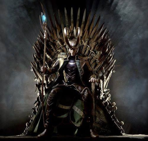 Thor Movie Asgard Living Room