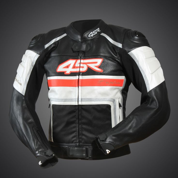 4SR TT Replica sport jacket with hump