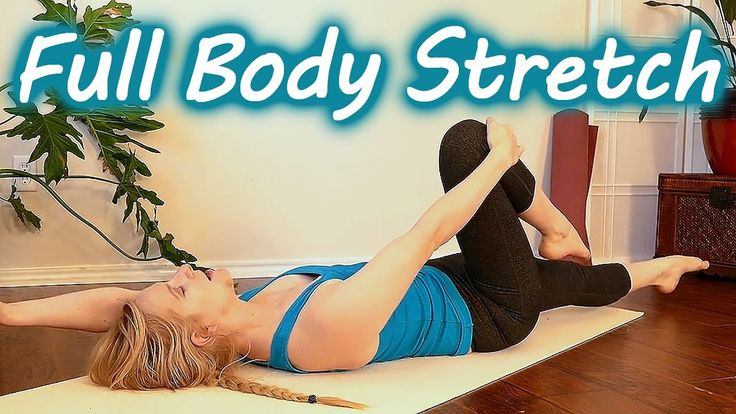 Relaxing Full Body Stretch | 20 Minute Beginners Routine for Pain Relief...