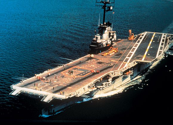 USS Lexington ...Dave was aboard 1976 thought 1979