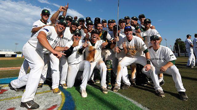 Australia superó a Sudáfrica para avanzar al Clásico Mundial de Béisbol 2017