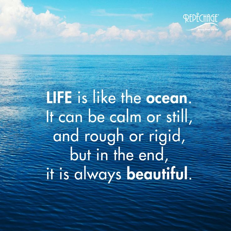 Life Is Like The Ocean Quotes: 259 Best Images About Inspirational Quotes On Pinterest