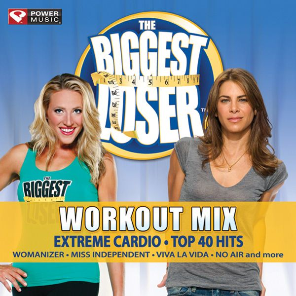 Various - Biggest Loser Workout Mix: The Extreme Cardio: Top 40 Hits