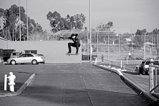 Heath Kirchart kickflip