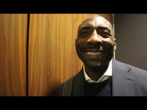 'I DON'T KNOW WHY PEOPLE ARE SLATING THE CHRIS EUBANK-PPV. THEY WILL STI...