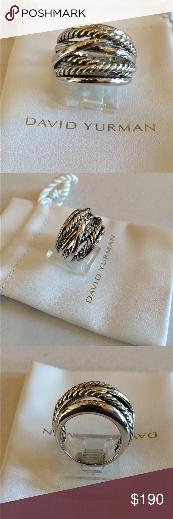 Best 25 copyright symbol ideas on pinterest symbol drawing david yurman new crossover sterling silver ring 8 biocorpaavc