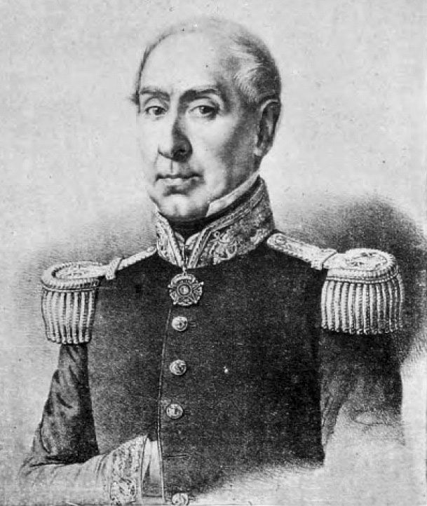 Manuel Blanco Encalada, Primer Presidente de Chile 1826