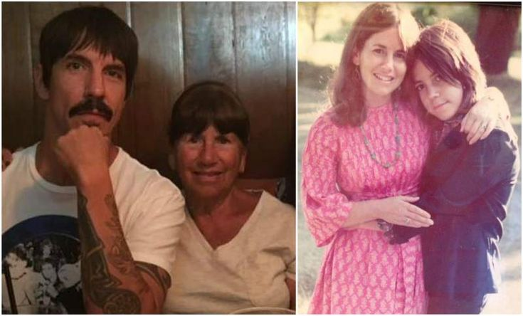Family Of Red Hot Chili Peppers Rock And Roll Famer -9475
