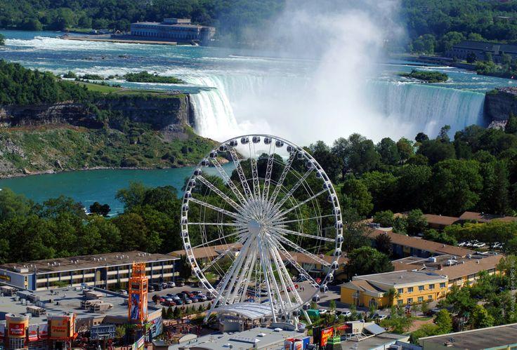 Niagara Falls Panoramic Views