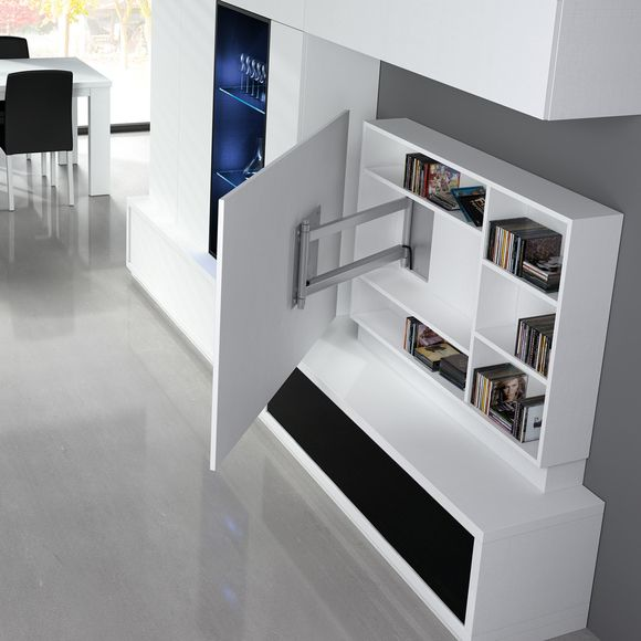 mueble television giratorio 08 buscar con google d co interieur pinterest meuble tv tv. Black Bedroom Furniture Sets. Home Design Ideas