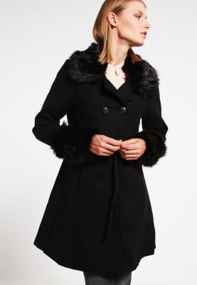 Anna Field CARAB - Winter coat - black for £74.99 (26/09/16) with free delivery at Zalando