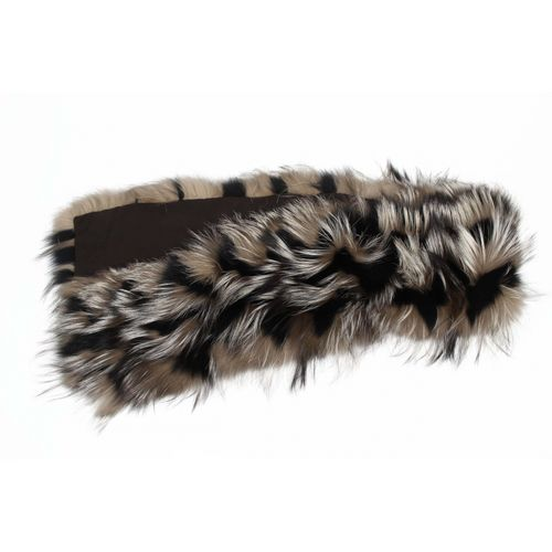 Roberto Cavalli Womens Fur Shawl YPF621 QF016 D0052