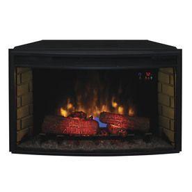 Best 20 Black Electric Fireplace Ideas On Pinterest