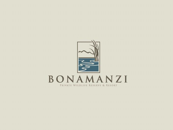 Bonamanzi. Logo design. www.missrubydesigns.co.za