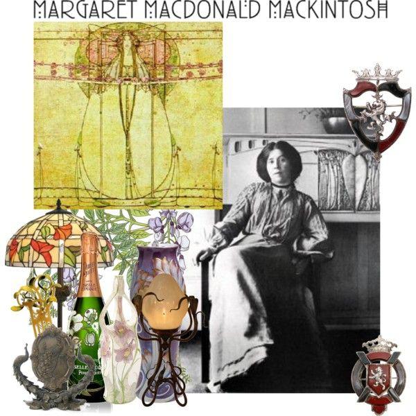 margaret macdonald mackintosh - Google Search