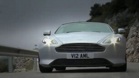 2012 Aston Martin Virage: Features and Promo Video