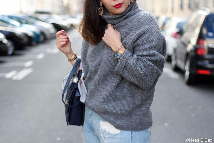 In the Mood for Mode: blog mode à Lyon - Beauté, lifestyle: ✘|#Look|: Cas des Cols