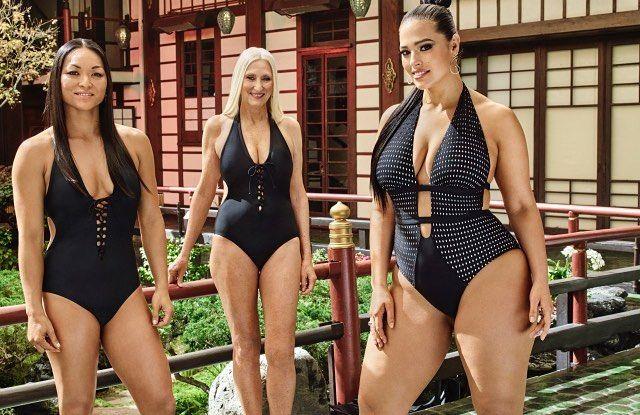 Brand temuan Moshe Laniado Swimsuits for All yang dikenal menyediakan pakaian renang size 8 dan ke atas akan menambahkan size 4 dan 6 pada koleksi kapsul yang mereka garap bersama Ashley Graham. Meliputi 11 items yang terdiri dari bikini one-piece dan cover-ups size range koleksi ini tersedia dari size 4 sampai 22. Body positivity it is! (Fashion Assistant @Fivefteight) #ELLEUpdates #AshleyGrahamxSwimsuitsForAll #SwimsuitsForAll via ELLE INDONESIA MAGAZINE OFFICIAL INSTAGRAM - Fashion…