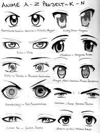 Resultado de imagem para olhos mangá feminino